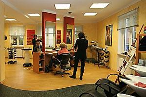 Friseur salon traunstein